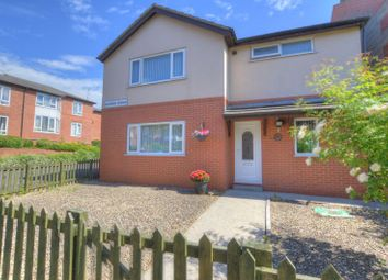Thumbnail 4 bedroom detached house for sale in Grasmere Avenue, Newburn, Newcastle Upon Tyne