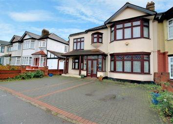 Thumbnail 4 bedroom semi-detached house for sale in Eastern Avenue, Ilford, Essex