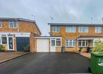 Thumbnail 3 bed detached house for sale in Merton Close, Kidderminster, Worcestershire