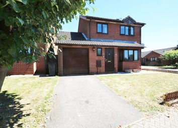 Thumbnail 3 bed detached house for sale in Paine Close, Roydon, Diss