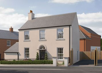 "Thumbnail 3 bedroom end terrace house for sale in ""The Dunsford"" at Haye Road, Sherford, Plymouth"