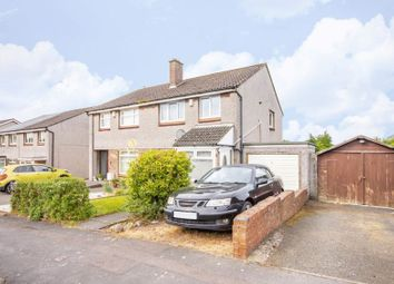 Thumbnail 3 bedroom semi-detached house for sale in Birch Grove, Dunfermline
