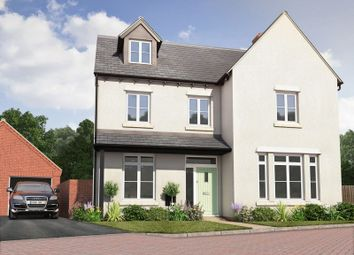 Thumbnail 6 bed property for sale in Heyford Park, Camp Road, Upper Heyford, Bicester