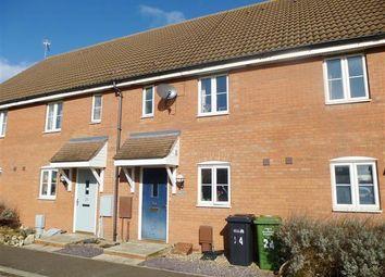 Thumbnail 2 bed terraced house to rent in Mellisham Walk, King's Lynn