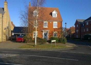 Thumbnail 5 bedroom detached house for sale in Ravenswood Avenue, Ipswich