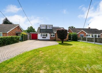 Thumbnail 4 bed bungalow for sale in Beckingham Street, Tolleshunt Major, Maldon, Essex