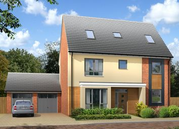 "Thumbnail 5 bed detached house for sale in ""Raby"" at Whitworth Park Drive, Houghton Le Spring"