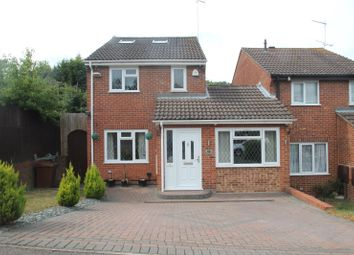 Thumbnail 4 bed detached house for sale in Highgrove Road, Walderslade, Kent