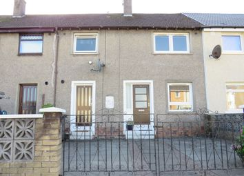 Thumbnail Terraced house for sale in Cultenhove Road, Stirling