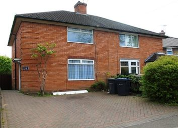 Thumbnail 3 bedroom semi-detached house to rent in Prestwood Road, Weoley Castle