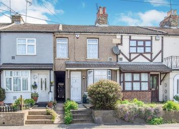 Thumbnail 2 bed terraced house for sale in Lincolnshire Terrace, Green Street Green Road, Darenth, Kent