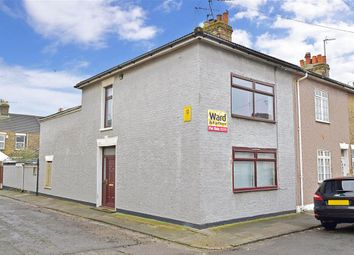 Thumbnail 3 bed end terrace house for sale in Berridge Road, Sheerness, Kent