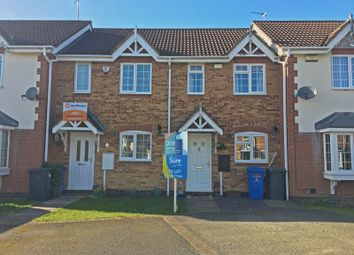 Thumbnail 2 bed terraced house to rent in Bridgeness Road, Littleover, Derby