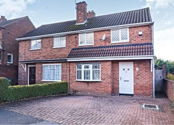 Thumbnail 2 bed semi-detached house for sale in Hollies Road, Oldbury