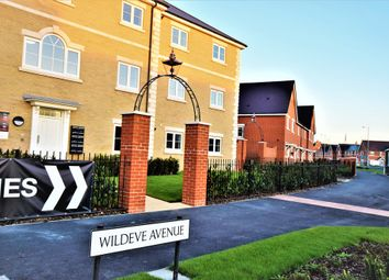 Thumbnail 2 bed flat to rent in Wildeve Avenue, Colchester