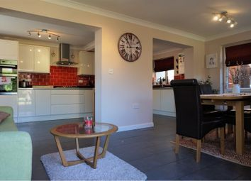 Thumbnail 4 bed link-detached house for sale in Sheridan Close, Stowmarket