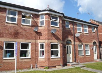 Thumbnail 3 bed mews house to rent in Dario Gradi Drive, Crewe, Cheshire