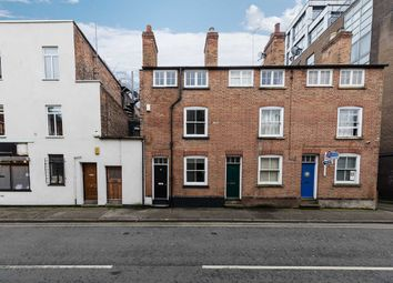 Thumbnail 3 bedroom town house for sale in Lincoln Street, Nottingham