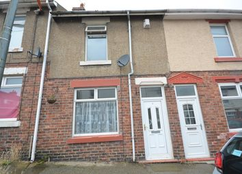 Thumbnail 2 bed terraced house for sale in Frederick Street, Coundon, Bishop Auckland