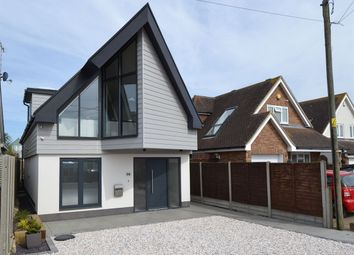 Thumbnail 3 bed detached house for sale in Hodgson Road, Seasalter, Whitstable