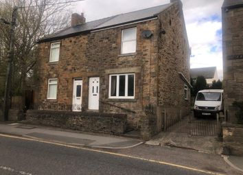 Thumbnail 2 bed semi-detached house for sale in Station Road, Lanchester