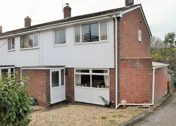 Thumbnail 4 bed terraced house to rent in Millway Gardens, Bradninch, Exeter