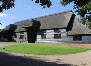 Thumbnail 4 bed barn conversion for sale in Cobham, Gravesend