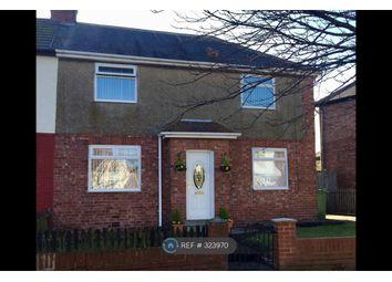 Thumbnail 3 bed semi-detached house to rent in Kielder Gardens, Jarrow