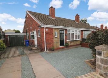 Thumbnail 3 bed semi-detached bungalow for sale in Wallis Way, Milton, Stoke-On-Trent