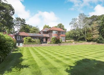 Thumbnail 5 bed detached house for sale in Werneth Road, Woodley, Stockport, Cheshire