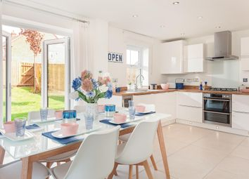 "Thumbnail 3 bed detached house for sale in ""Hadley"" at East Walk, Yate, Bristol"