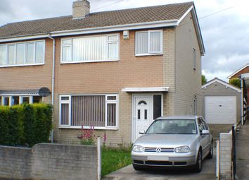 Thumbnail 3 bed semi-detached house for sale in Windsor Drive, Barnburgh, Doncaster