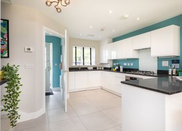 Thumbnail 2 bed flat for sale in Scotts Farm Road, Ewell