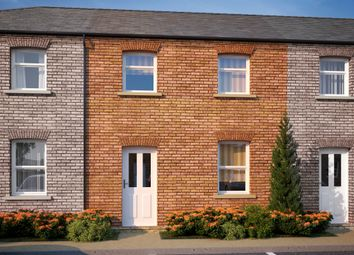 Thumbnail 2 bed town house for sale in Fleet Mews, Fleet Road, Holbeach