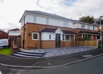 3 bed detached house for sale in Westminster Way, Dukinfield SK16
