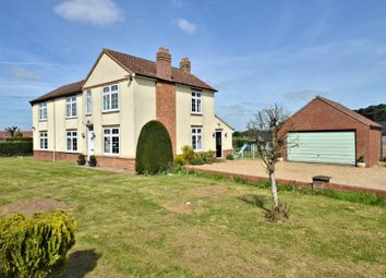 Thumbnail 6 bed detached house for sale in Lynn Road, Shouldham Thorpe, King's Lynn