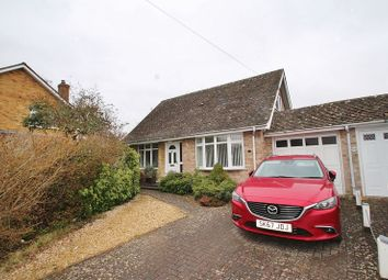 Thumbnail 3 bed detached bungalow for sale in Isis Close, Long Hanborough, Witney