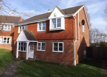 Thumbnail 4 bed property to rent in Brasted Court, Strood, Rochester