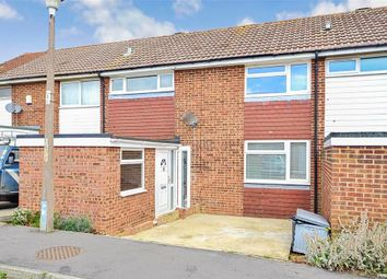 Thumbnail 3 bed terraced house for sale in Mallard Way, Lower Stoke, Rochester, Kent