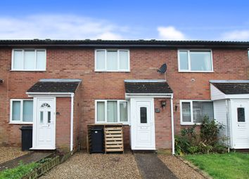 Thumbnail 2 bedroom terraced house for sale in Abbot Close, Wymondham