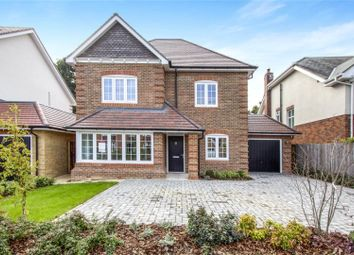 Thumbnail 5 bed detached house for sale in Marryat Grange, Westbeams Road, Sway, Lymington