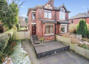 3 bed semi-detached house for sale in Leek New Road, Stockton Brook ST9