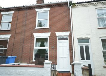 Thumbnail 2 bedroom terraced house for sale in Romany Road, Norwich
