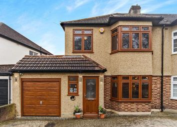 Thumbnail 4 bed semi-detached house for sale in Ingham Road, Selsdon, South Croydon, Surrey