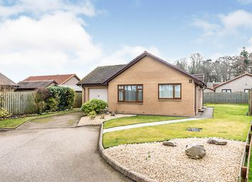 Thumbnail 2 bed bungalow for sale in Moray Gardens, Forres, Moray