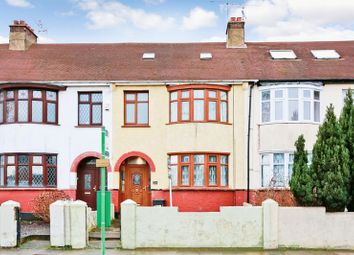 Thumbnail 4 bed terraced house for sale in Prince Avenue, Westcliff-On-Sea