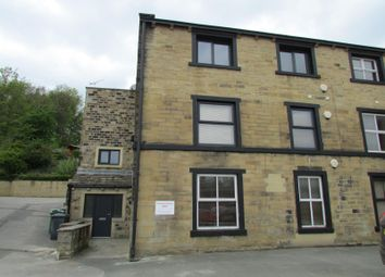 Thumbnail Studio to rent in Flat 6 The Oaks, Thongsbridge, Holmfirth, West Yorkshire