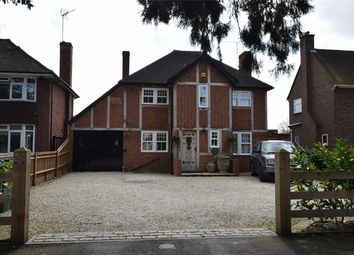 Thumbnail 3 bed detached house for sale in Watchetts Drive, Camberley, Surrey