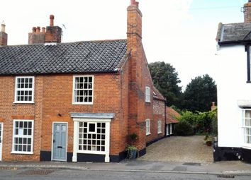 Thumbnail 3 bed cottage for sale in High Street, Wangford, Beccles