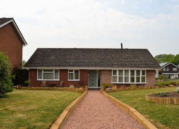 Thumbnail 3 bed detached bungalow for sale in Stokesay Way, Sutton Heights, Telford, Shropshire.